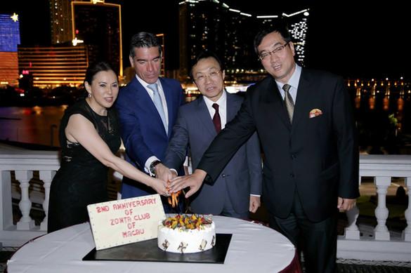 2nd anniversary celebration 2周年慶祝活動