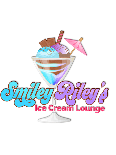 Smiley Rileys Ice Cream Logo