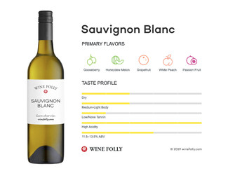 Under the Influence of Sauvignon Blanc
