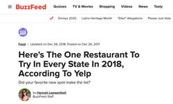 Best new restaurant in Utah