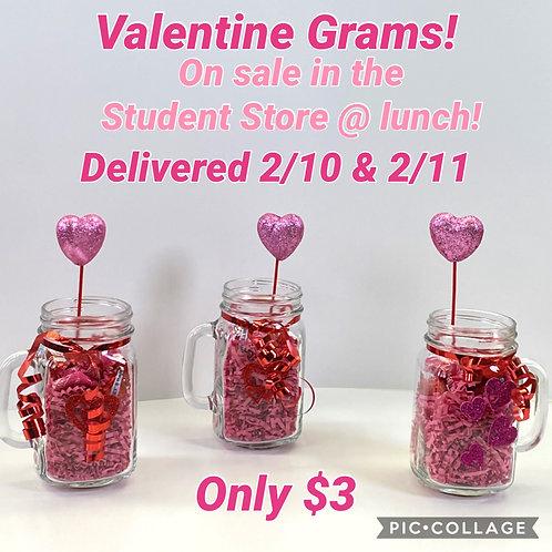 2021 Valentine Grams