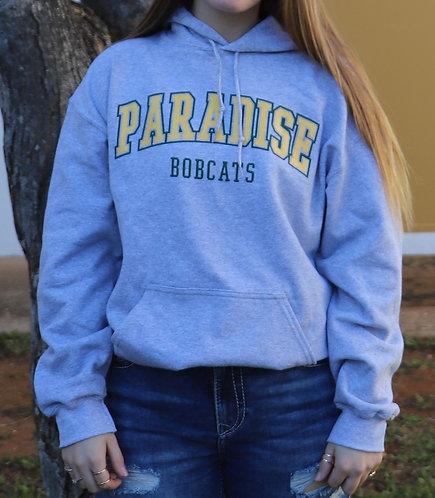 Glittery Paradise Bobcats Hoodie
