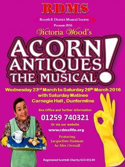 Acorn Antiques 2016