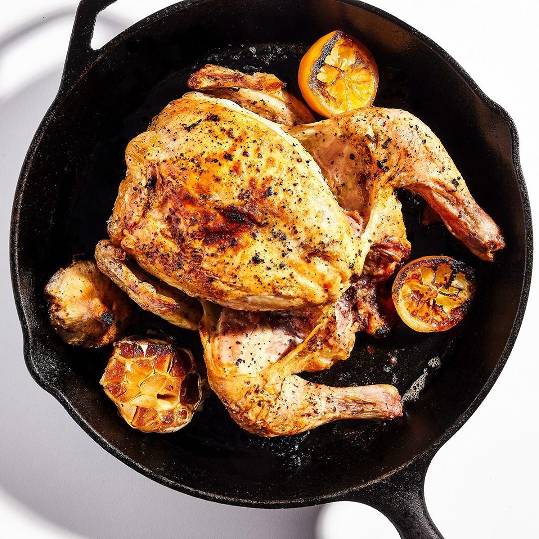 Basically No Fail Roast Chicken