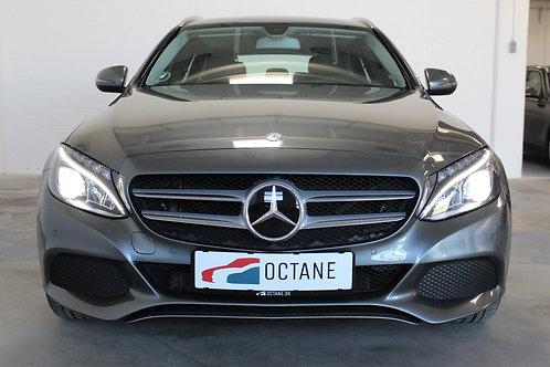 Mercedes C220 d 2,2 Avantgarde stc. aut. 5d