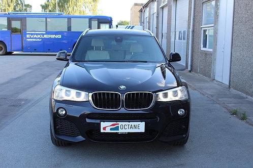 BMW X3 2,0 xDrive20d aut. 5d