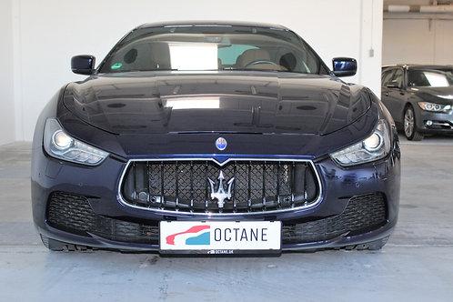 Maserati Ghibli S Q4 3,0 aut. 4d.