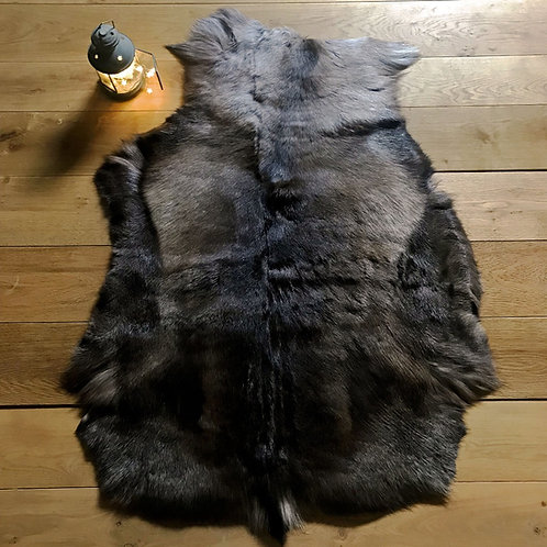 Premium Russian Reindeer Rug