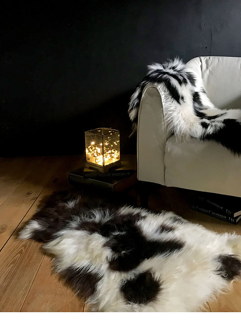 Decorative Hill SheepskinRug