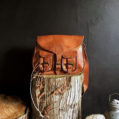 Sarum Saddle Bag