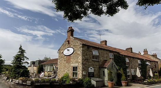 Photo of the Black Horse Inn, Kirkby Fleetham