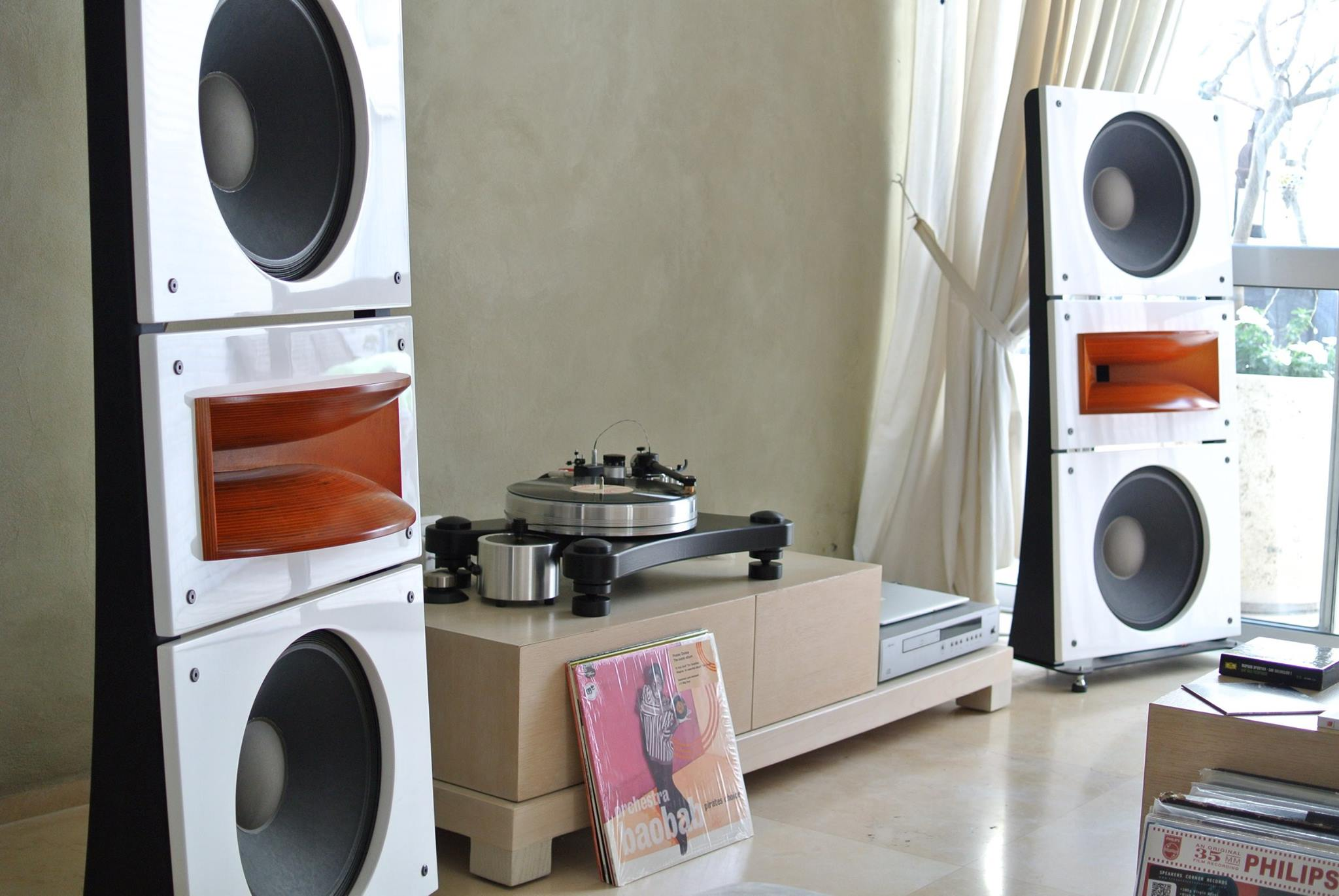 Pure Audio Project and the VPI Prime