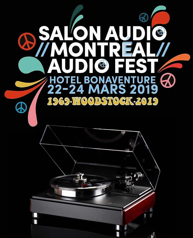 VPI at the Montreal Audiofest! | VPI Industries | Turntables Made in