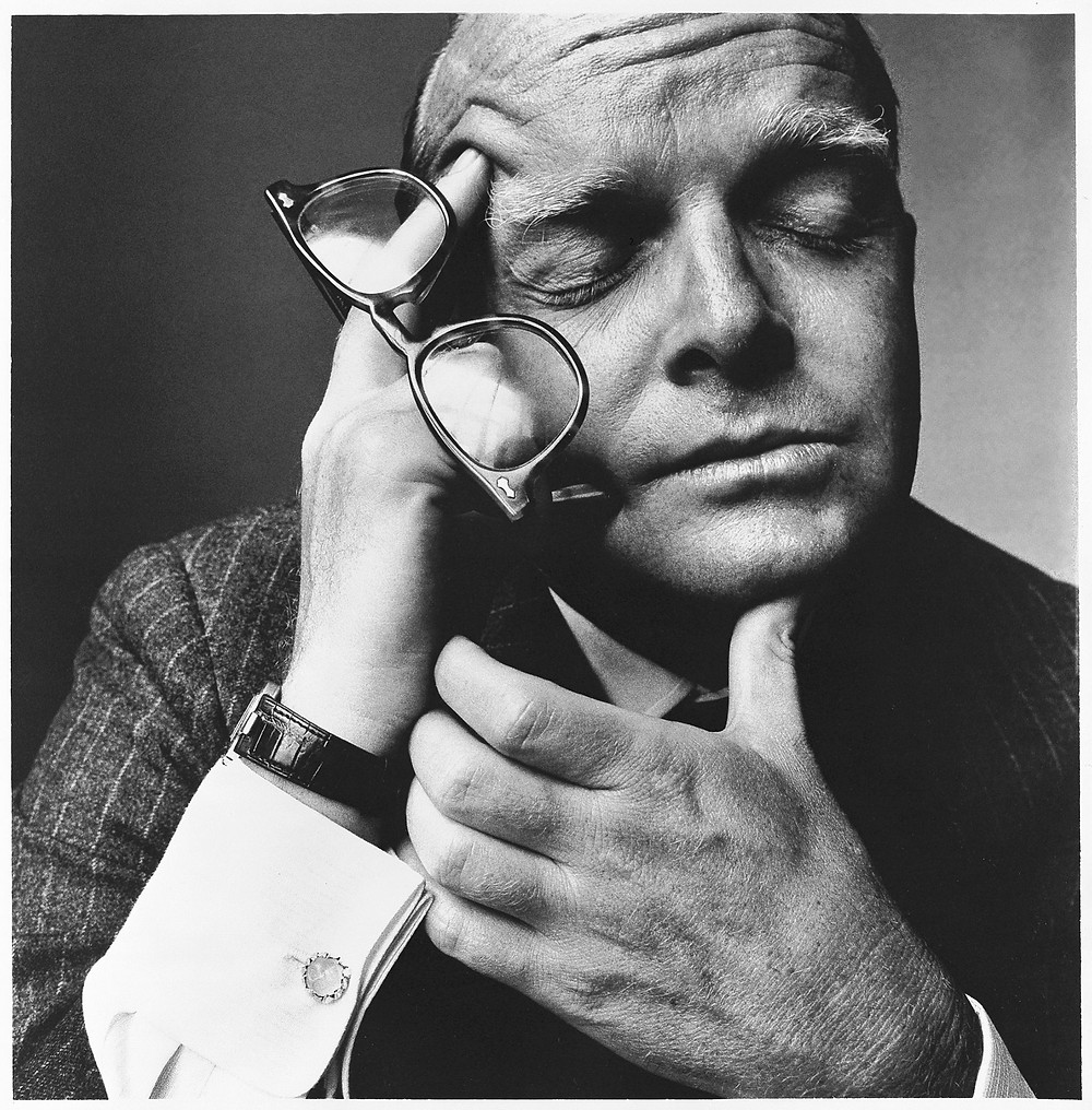 Truman por Irving Penn, 1965