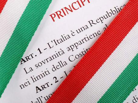 A realização do sonho da minha cidadania italiana