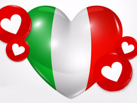 74 motivos para se orgulhar de ser italiano