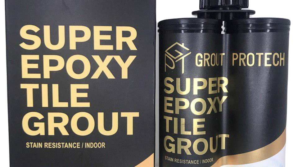 Acrylic/Epoxy Grout