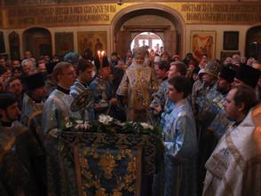 Диакон Николай Савушкин рукоположен в сан пресвитера