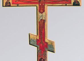 Крестопоклонная Неделя в храме прп. Сергия