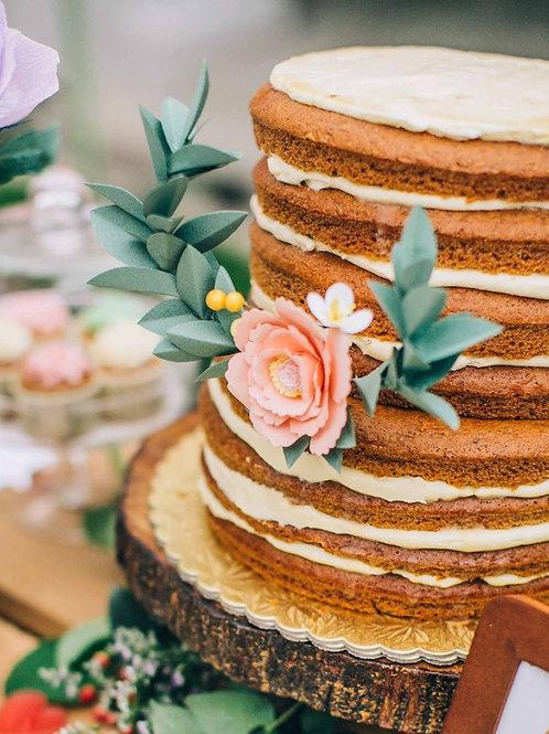 Wreath Cake Topper