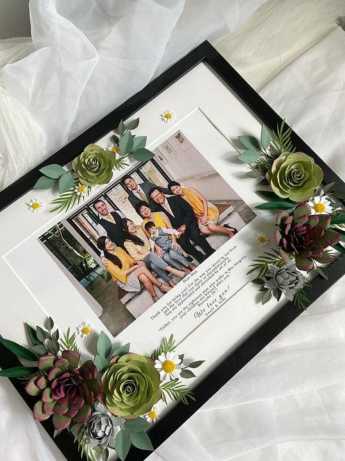 A3 Succulent Frame