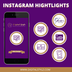 Digital Stylz Instagram Highlights