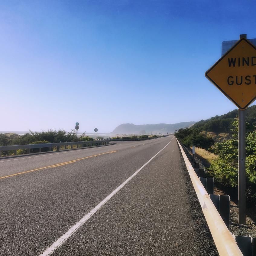 Wind warnings?