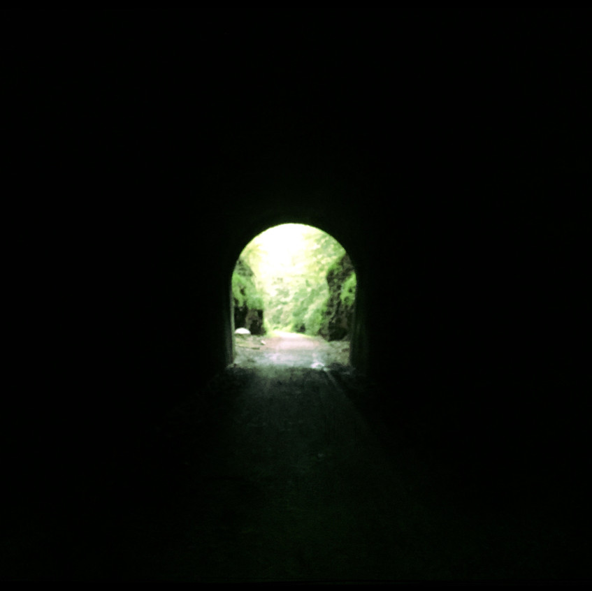 THE tunnel of the Tunnel Hill
