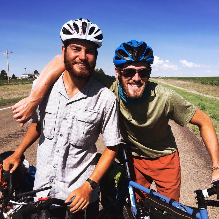 Aaron & Brady