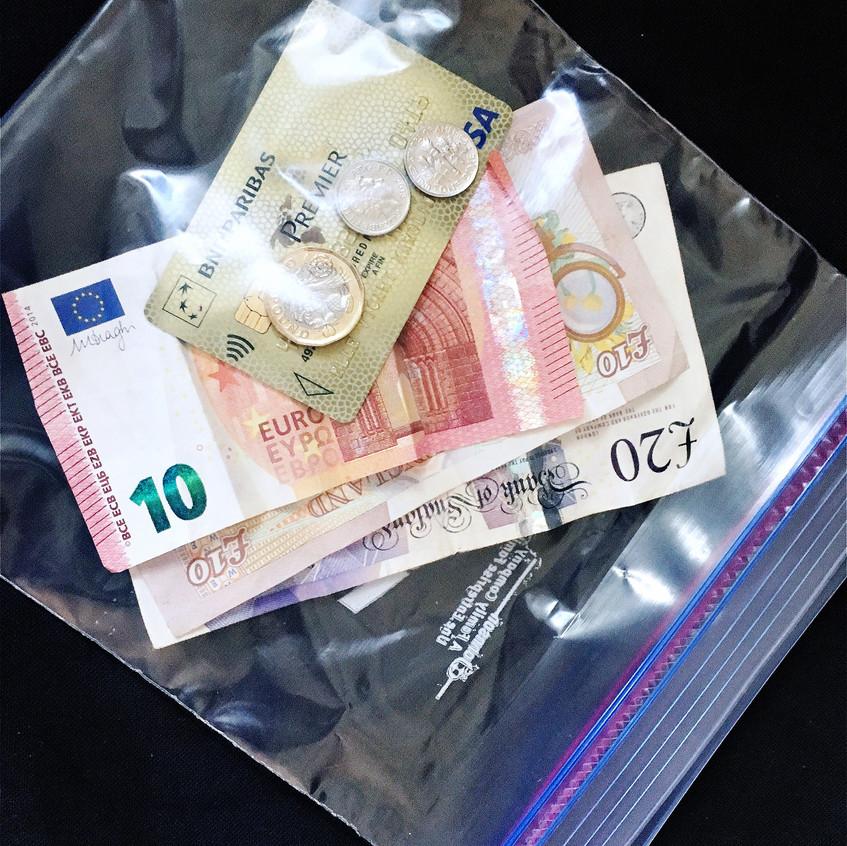 """Money: """"goodbye"""""""