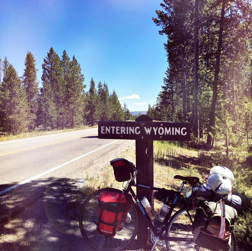 Hello Wyoming!