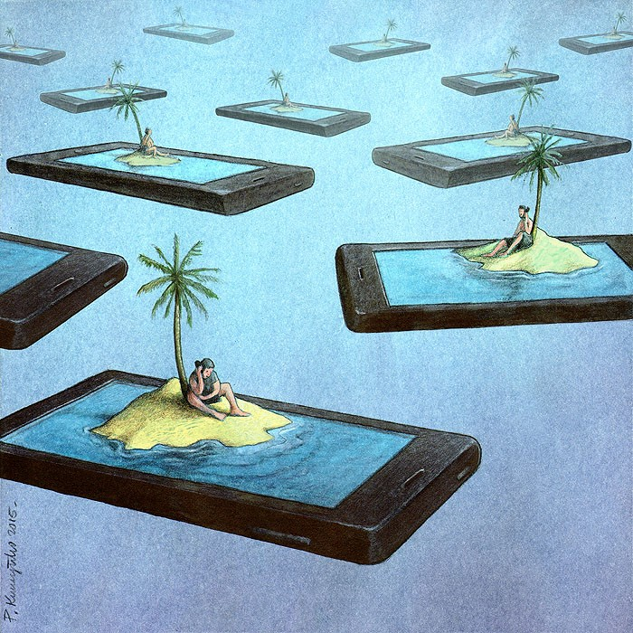 Smartphone isolation