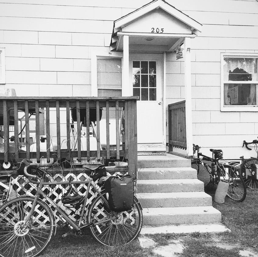 Curtis' cycling heaven