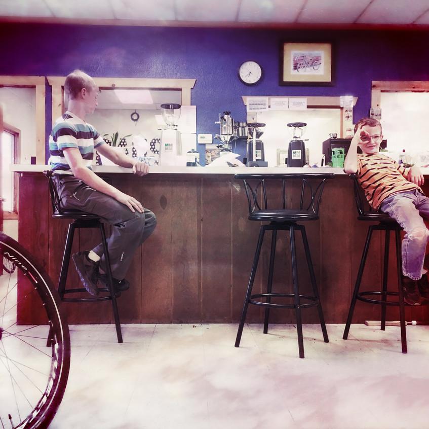 The RANS Bikes kids