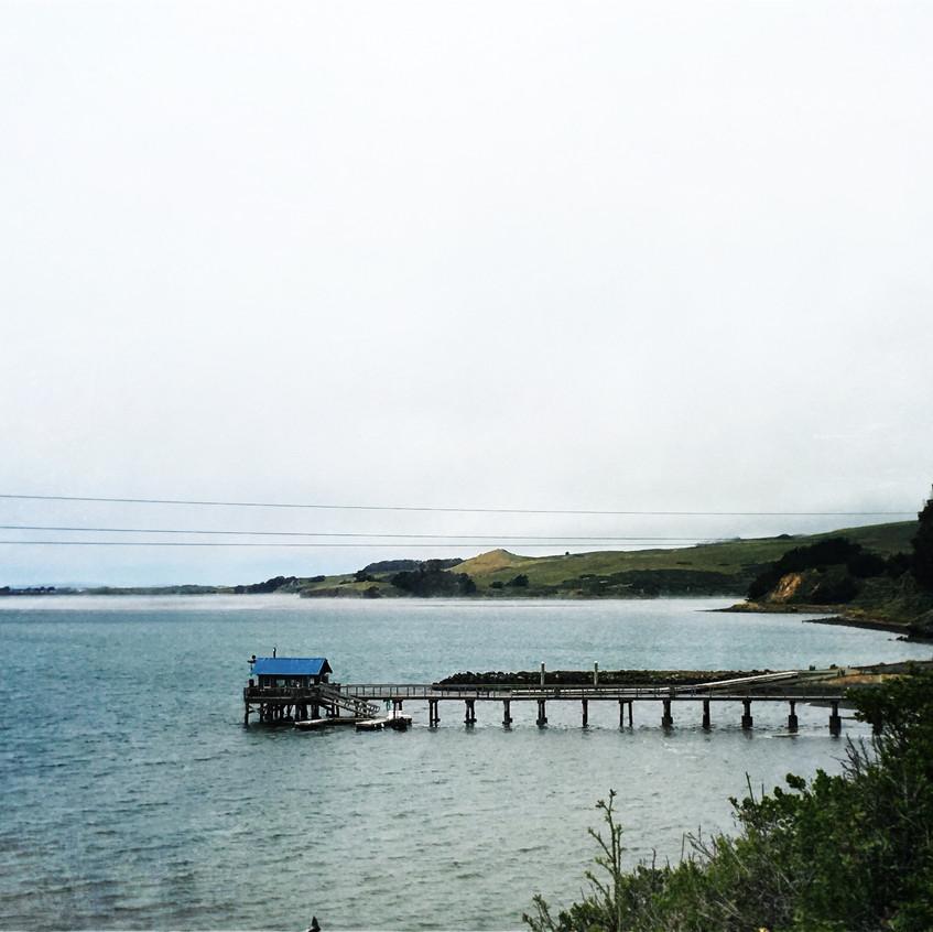 One of many bays