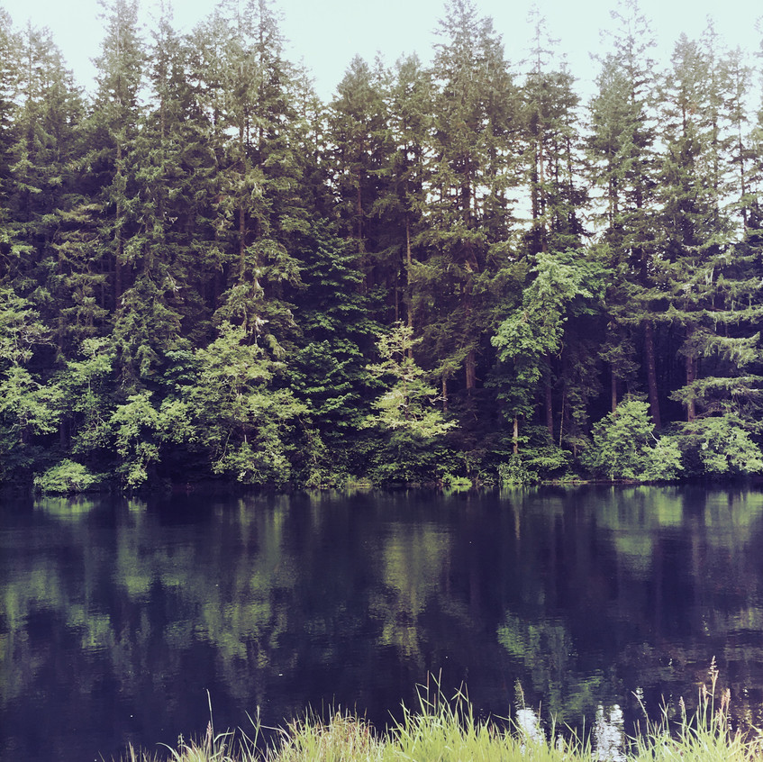 Oregon lakes