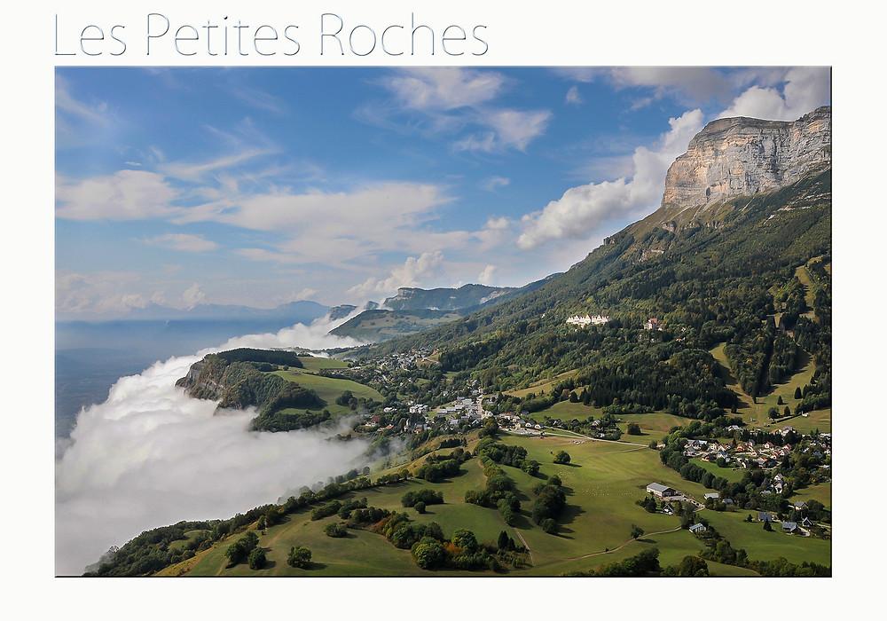 Carte Postale Plateau des Petites Roches 10,5x15cm