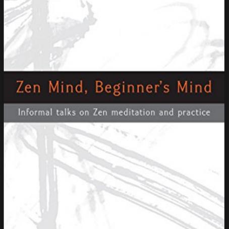 The Beginner's Mind.