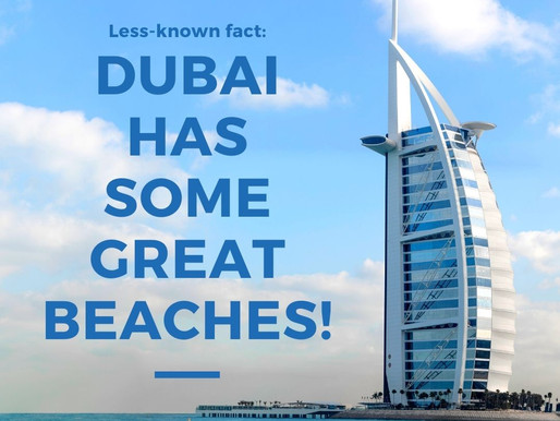 Dubai:  The Luxury Beach Getaway You Never Expected