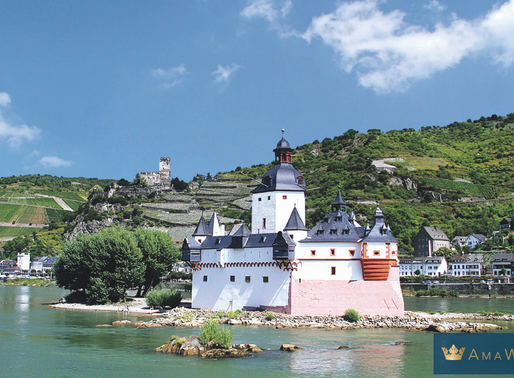 4 Incredible Countries You'll Explore on the Rhine