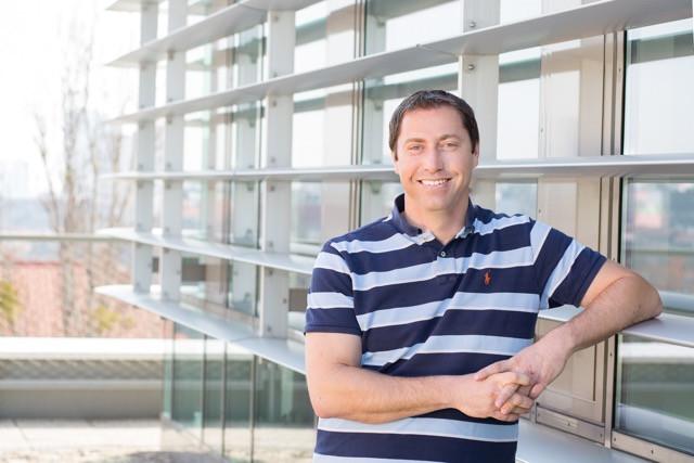 Mr. Martin Kaniansky smiling