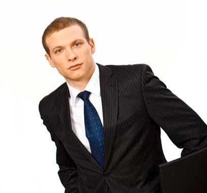 Mr. Miroslav Mikus in the suit