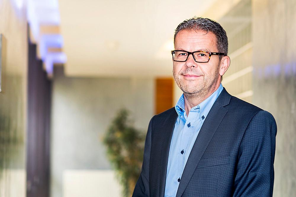 Mr, Jaroslav Kouril explaining challenges in automotive industry