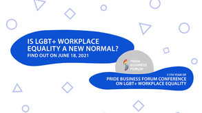 LGBT+ workplace equality