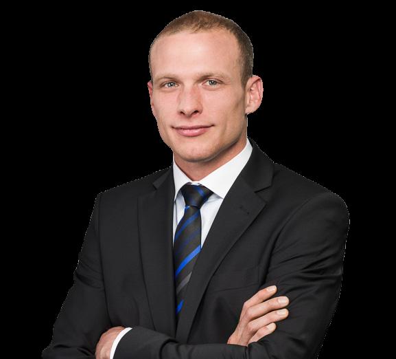 Miroslav Mikus, a young confident business man