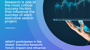 MENITY at Global Executive Research