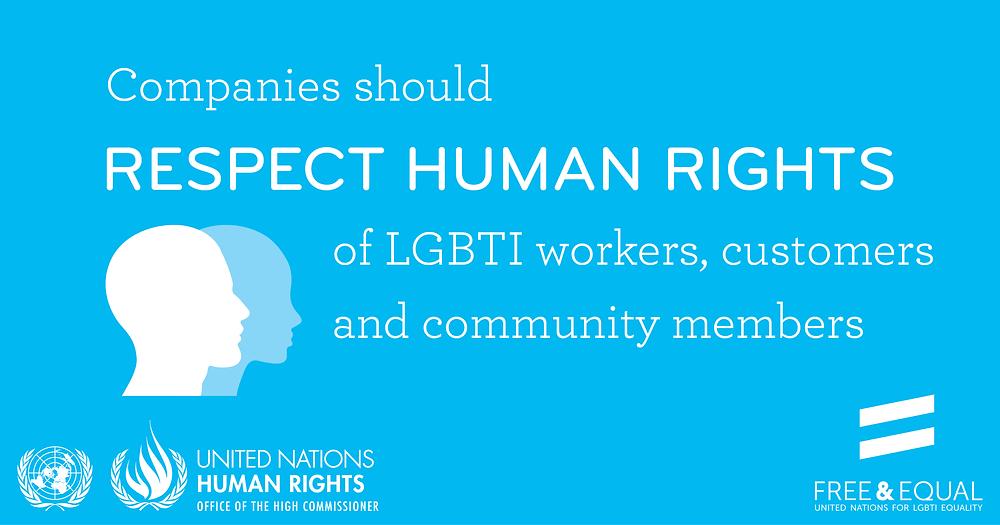UN Respect human Rights