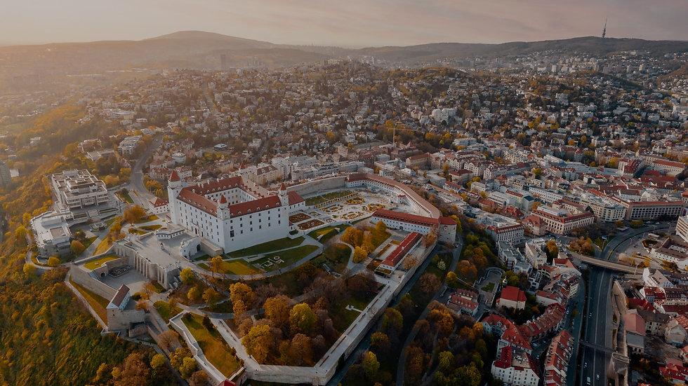 Picture of Bratislava castle