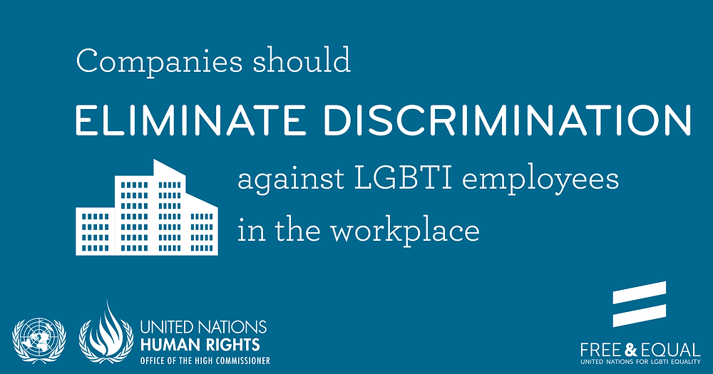 UN Eliminate Discrimination