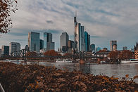 Panorama of MENITY Frankfurt office